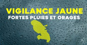 vigilance jaune pluies